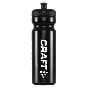 Vattenflaska Craft 0,7 liter, svart