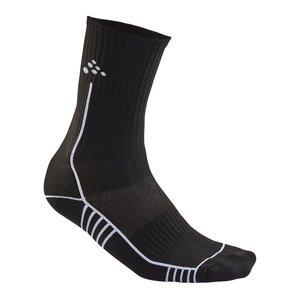 Strumpa Craft Mid Sock, svart