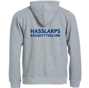 Hoodjacka Classic Full Zip Hasslarps Bågskytteklubb