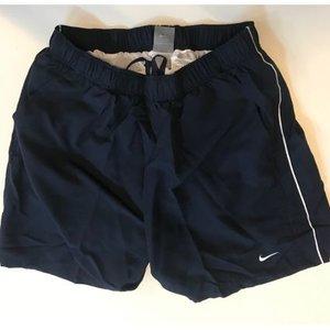 Badshorts Nike, marinblå