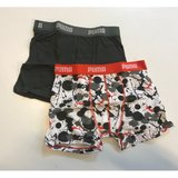 Boxerkalsonger Puma, 2-pack, Splatter, junior