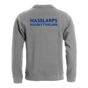 Sweatshirt Classic Hasslarps Bågskytteklubb, unisex