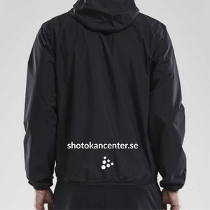 Shotokan Center Rain Jacket Craft, vuxen
