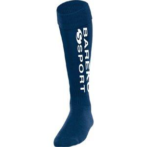 Fotbollsstrumpa Bareko, marinblå
