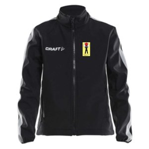 Shotokan Center Softshell jacka Craft, junior