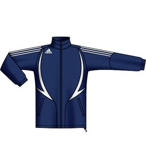 Jacka  Adidas Calcio Allweather Jacket, marinblå REA