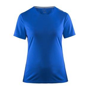 T-shirt Craft Mind SS, dam, sweden blue