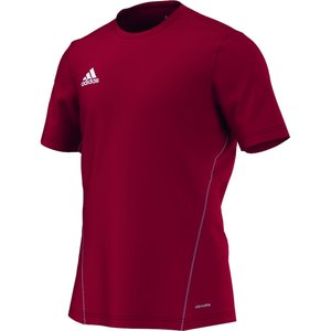 T-shirt Adidas Core Training jersey, röd- REA