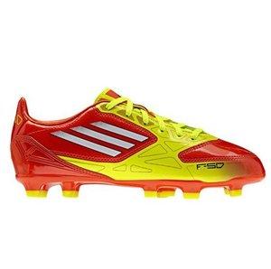 Fotbollssko Adidas F10 TRX FG, junior