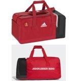 Väska Adidas Tiro 17 Judoklubben Budo, Medium