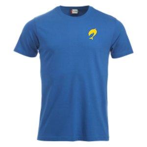 T-shirt Classic  SSDF- Blå