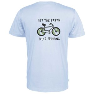 T-shirt CISV Helsingborg Let the Earth Keep Spinning 2020
