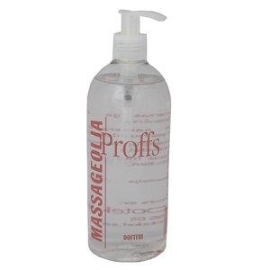 Massageolja Proffs, 500 ml