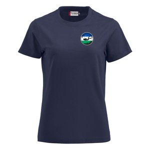 T-shirt Premium Jämtdykarna, dam