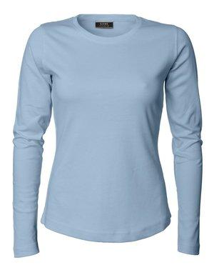 Interlock T-shirt långärmad