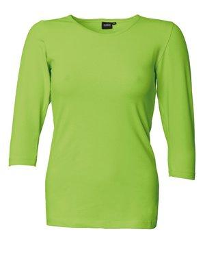 Stretch T-shirt 3/4-armar