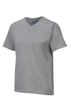 V-hals T-shirt