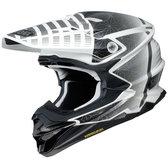 Shoei Vfx-wrTC-6 Blazon White/Black.