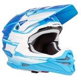 Shoei Vfx-wr Zinger TC-2 Blue/White.