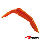 Framskärm KTM SX/SXF OEM 13-15, SX250 2016, EXC 14-> Orange