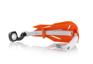 X-Factory Handguard Orange/Vit