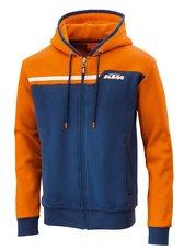 Ktm Factory style zip hoodie