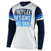 TROY LEE DESIGNS  GP Air Jersey White/Navy