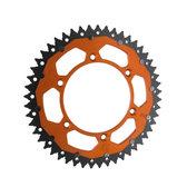 KTM 125-525, 92->, HVA 14->, HUS Bakdrev AIR Orange/Svart