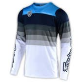 TROY LEE DESIGNS  SE PRO Jersey Mirage White/Gray
