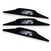 100%, MUD FLAPS FOR SVS - SET OF 3