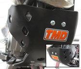TM Design Hasplåt Enduro KTM 125 12-15 m länkage 125 PDS 13-15, Orange