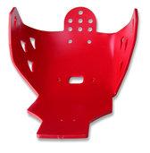 TM Design Hasplåt Enduro Honda CRF 450 13-15, Röd