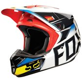 Fox V2 Race Black/red