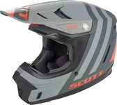 SCOTT 350 Evo barn Plus Dash Svart/Orange. MIPS