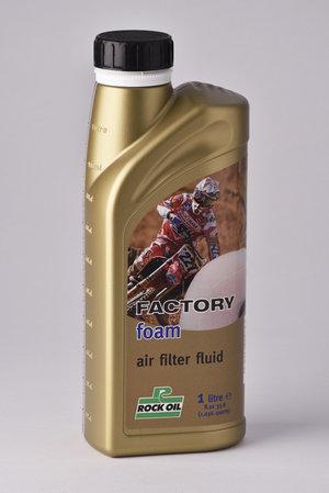 Factory Foam Luftfilter olja 1 Liter
