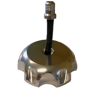 Tanklock Silver YZ 85/125/250, 02->, YZF/WRF, 03->