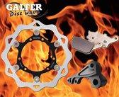 Galfer Oversize Wave Kit - KTM SX 09-, EXC 10-, Husaberg 09-,husqvarna 14-