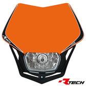 Headlight V-Face Orange