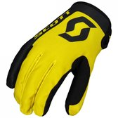 SCOTT 350 Race kid black yellow