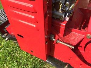 ATV Slagklippare 13HK Diesel
