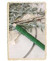 Grön spoltråd