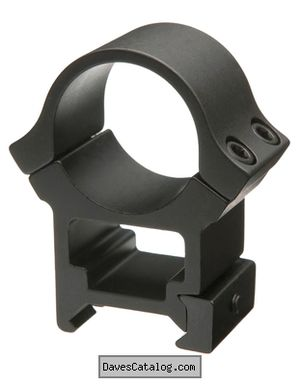 Sport Utility Rings - High Black Matte Finish