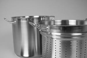 Stainless Steel Pot, 21 Liter, Insert