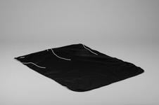 Flag, Dacron, 70x90 cm, Black