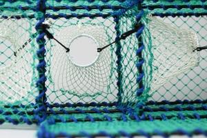 Prawn Creel, Parlour, Green, Net Entrance