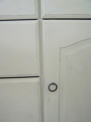Skänk / skåp med dörrar och 6 st lådor