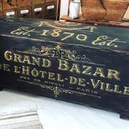 Antik kista Grand Bazar
