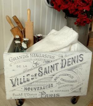 Träback på hjul - Ville de Saint Denis