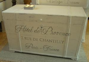 Kista soffbord Hôtel de Provence