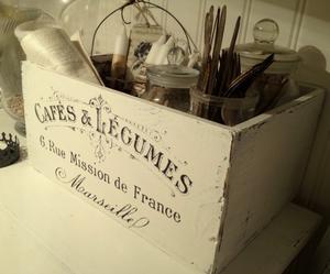 Trälåda Cafés et Légumes